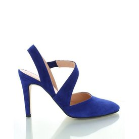 Livia, Suede Pumps Royal Blue