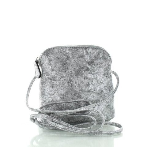 Twin Bag, Zilver