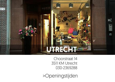 Openingstijden Utrecht