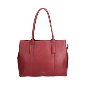 Work Bag, Tas Bordeaux