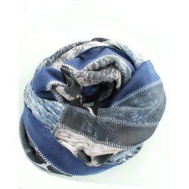 Sjaal, Blauw Panter