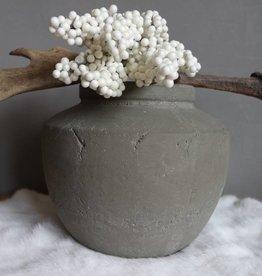Brynxz collections Cementen pot Majestic