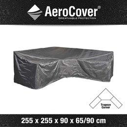 AeroCover Tuinmeubelhoezen Beschermhoes Loungeset 255 x 255 x 90 x 65/90 cm