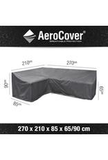 AeroCover Tuinmeubelhoezen Beschermhoes Loungeset 270 x 210 x 85 x 65/90 cm