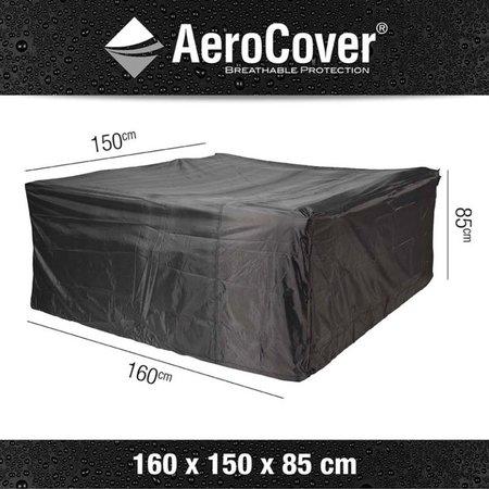 AeroCover Tuinmeubelhoezen Beschermhoes Tuinset 160 x 150 x 85 cm