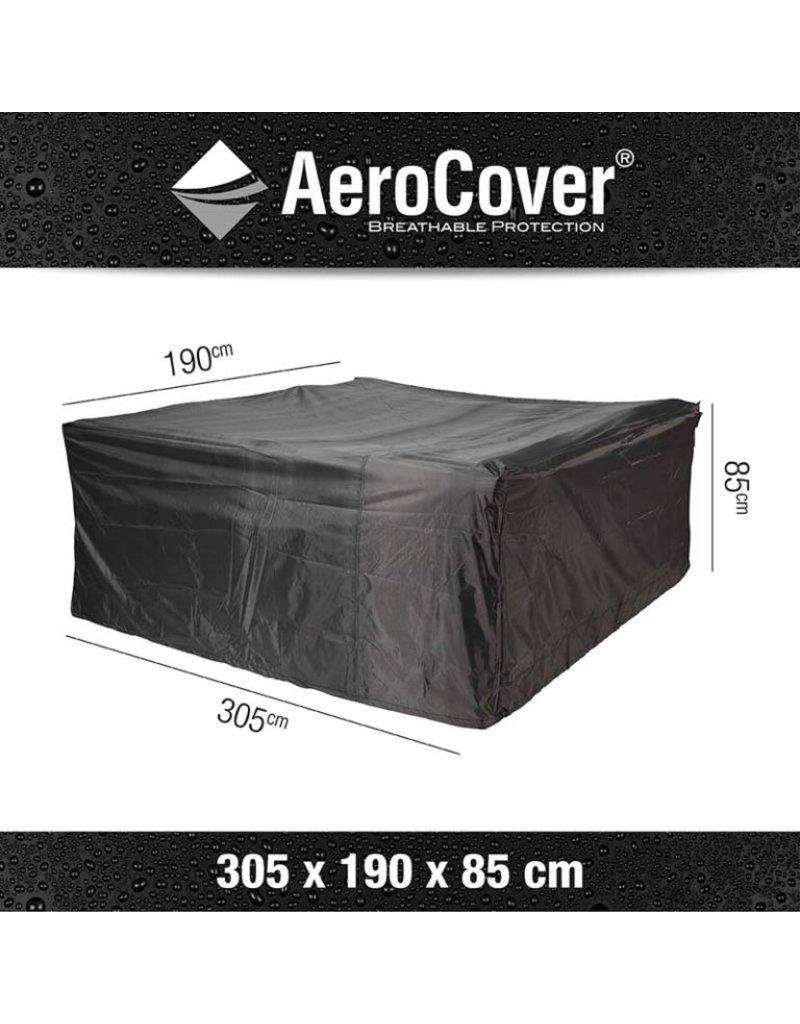 AeroCover Tuinmeubelhoezen Beschermhoes Tuinset 305 x 190 x 85 cm
