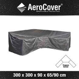 AeroCover Tuinmeubelhoezen Beschermhoes Loungeset 300 x 300 x 90 x 65/90 cm