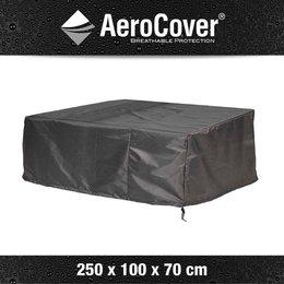 AeroCover Tuinmeubelhoezen Beschermhoes Loungebank 250 x 100 x 70 cm