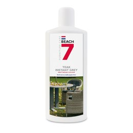 Beach7 Tuinmeubelen Instant Grey for teak 1 ltr