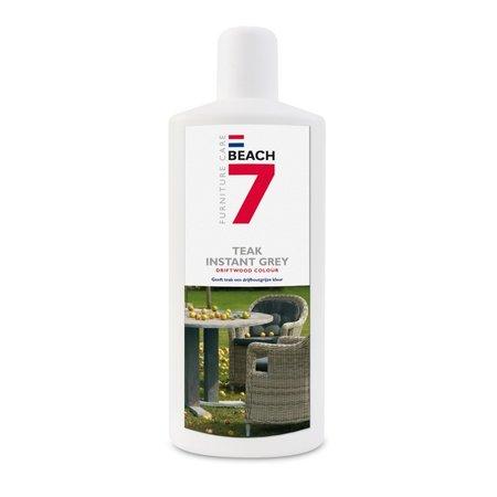 Beach7 Tuinmeubelen Instant Grey for teak 1 ltr
