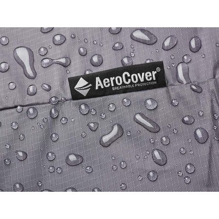 AeroCover Tuinmeubelhoezen Beschermhoes Loungeset 255 x 255 x 100 x 70 cm