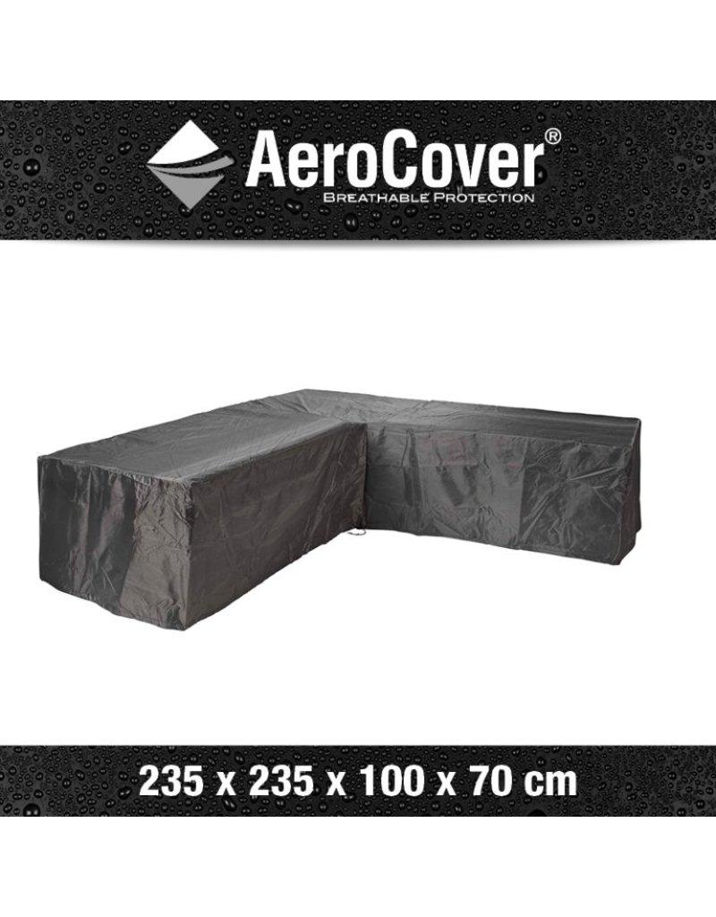 AeroCover Tuinmeubelhoezen Beschermhoes Loungeset 235 x 235 x 100 x 70 cm
