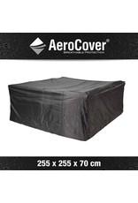 AeroCover Tuinmeubelhoezen Beschermhoes Loungeset 255 x 255 x 70 cm