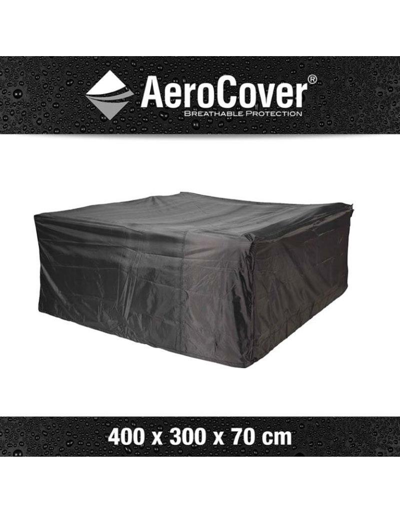 AeroCover Tuinmeubelhoezen Beschermhoes Loungeset 400 x 300 x 70 cm