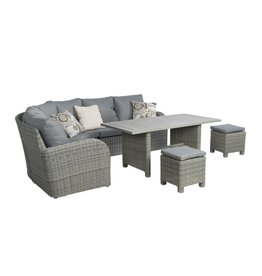 Garden Deals Tuinmeubelen Lounge Diningset Bandung Kooboo Links