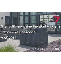 Magazine tuinmeubelen 2016