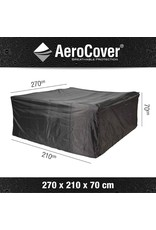 AeroCover Tuinmeubelhoezen Beschermhoes Loungeset270 x 210 x 70 cm