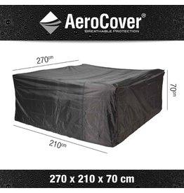 AeroCover Tuinmeubelhoezen Beschermhoes Loungeset 270 x 210 x 70 cm