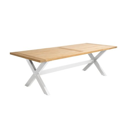 Beach7 Tuinmeubelen Tuintafel Moonlight White