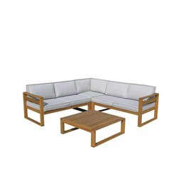 Garden Deals Tuinmeubelen Loungeset Booka