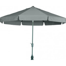 4 Seasons Outdoor Tuinmeubelen Parasol Toledo 300 cm rond Taupe