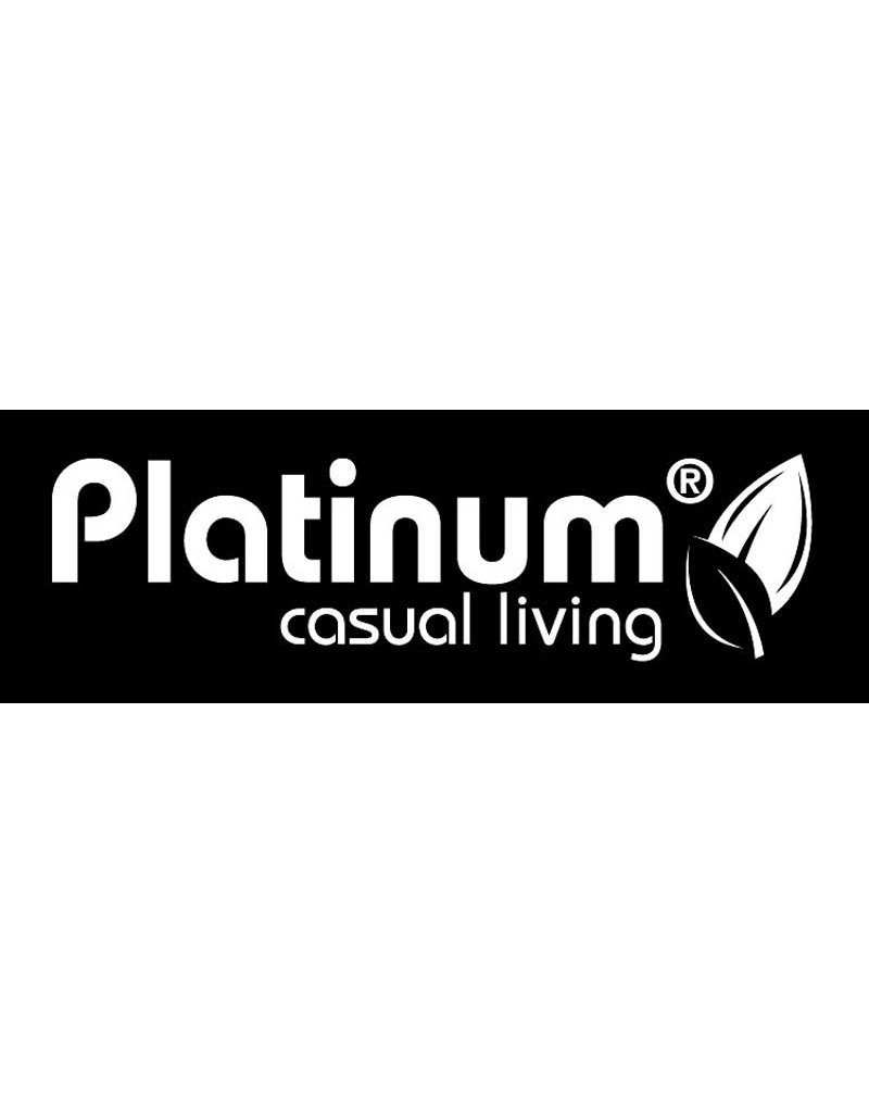 Platinum Parasol Riva Ø3,0 Blauw