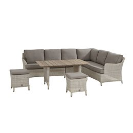 4 Seasons Outdoor Tuinmeubelen Loungeset Valentine