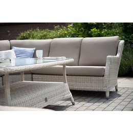 4 Seasons Outdoor Tuinmeubelen Loungeset Brighton provenence