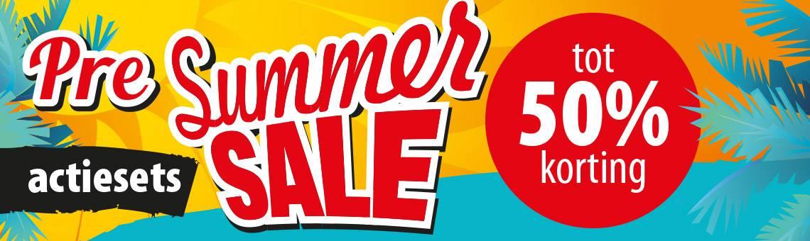 Pre Summer Sale Tuinmeubelen
