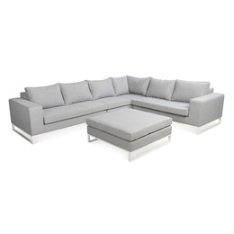 Beach7 Tuinmeubelen Loungeset XL Blizzard