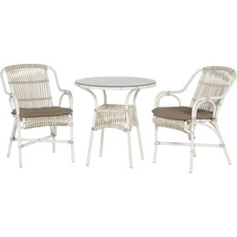 4 Seasons Outdoor Tuinmeubelen Diningset Loire