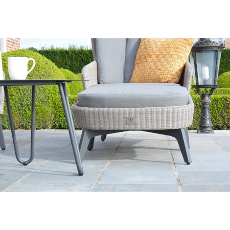 4 Seasons Outdoor Tuinmeubelen Footstool Luxor