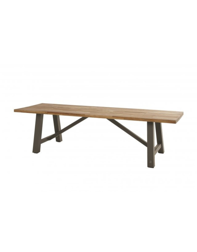 4 Seasons Outdoor Tuinmeubelen Tafel Icon incl. onderstel antraciet