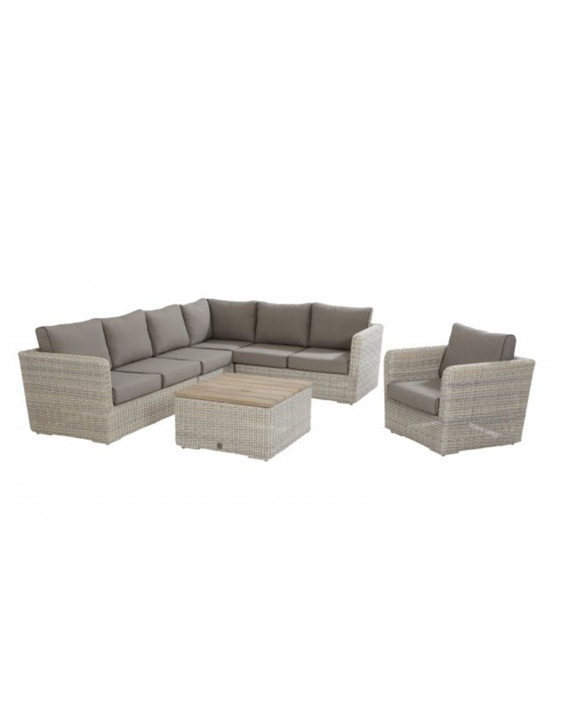4 Seasons Outdoor Tuinmeubelen Loungeset Elite