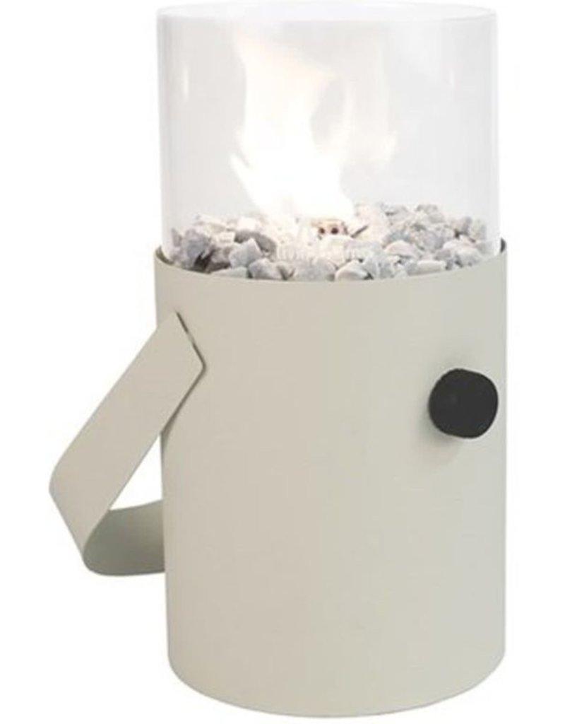 Cosi Livin' flame gas lantaarn Scoop wit
