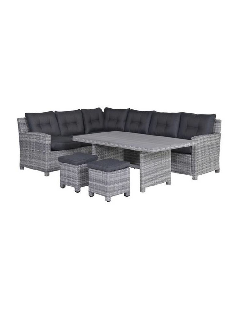 5- delige Loungeset Dover