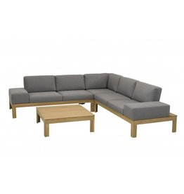 4 Seasons Outdoor Tuinmeubelen Loungeset Mistral