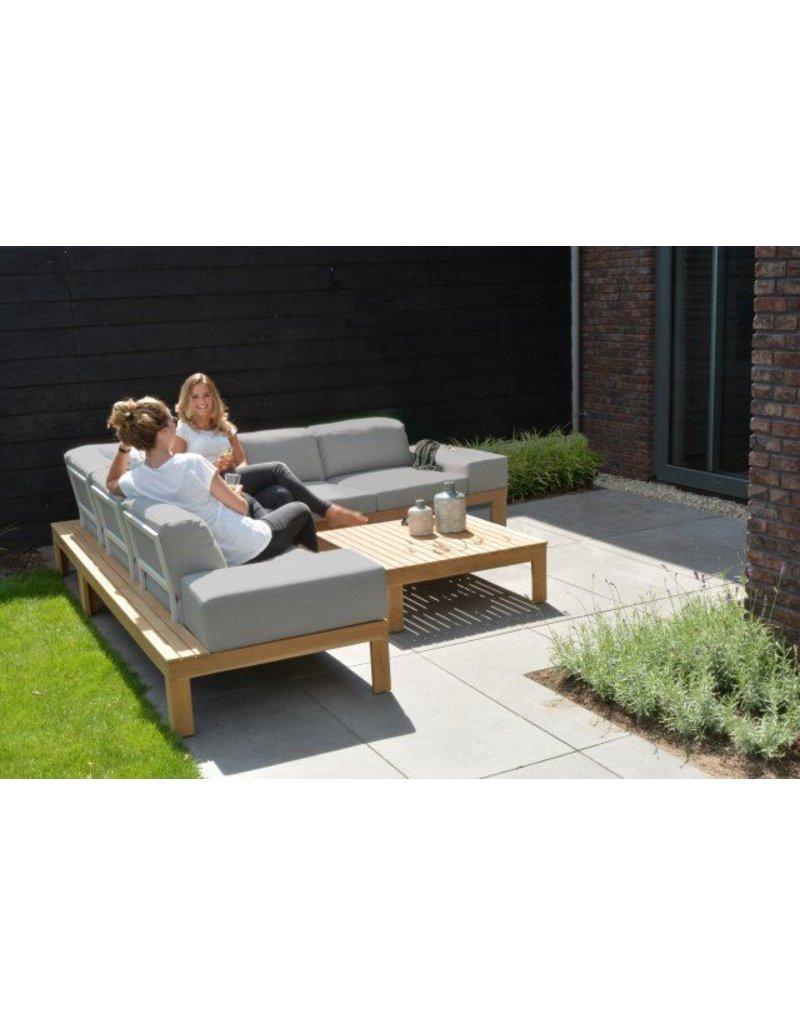 4 Seasons Outdoor Tuinmeubelen Loungeset Mistral 4-delig