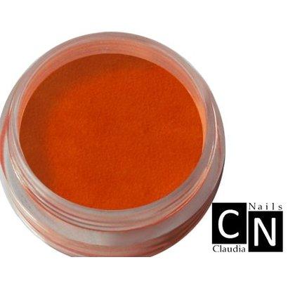Acryl color powder  Pure orange