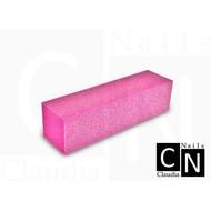 Nagel polijst blok Pink