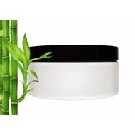 DeOliebaron Olierijke dode zee scrubcreme - Bamboe 350 gram