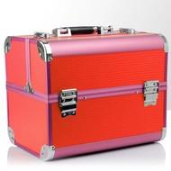 Koffer Roze / Oranje