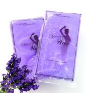 Merkloos Paraffine wax Lavender 450 gram