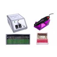 Mega Beauty Shop Nagelfrees MBS 2000 Zilver + Freesset 30-delig!