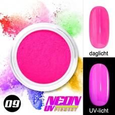 Neon UV pigmenten