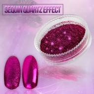 Seaquin Quarts effect - Fuchsia (nr. 19)