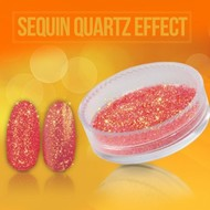 Seaquin Quarts effect - Papaya (nr. 24)
