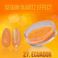 Seaquin Quarts effect - Ecuador (nr. 27)