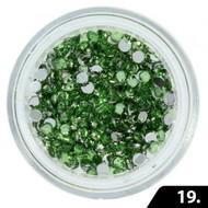 Nailart Glas Steentjes 2 mm (nr. 19)