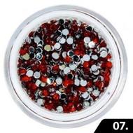 Nailart Glas Steentjes 1,5 mm (nr. 07)
